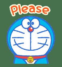 Doraemon's Everyday Expressions sticker #14866873