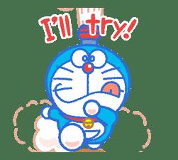 Doraemon's Everyday Expressions sticker #14866876