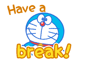 Doraemon's Everyday Expressions sticker #14866877