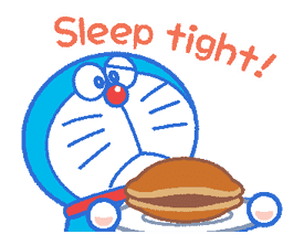 Doraemon's Everyday Expressions sticker #14866881