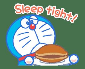 Doraemon's Everyday Expressions sticker #14866881