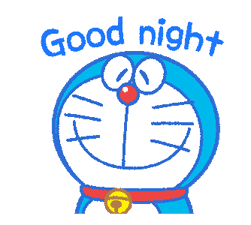 Doraemon's Everyday Expressions sticker #14866883