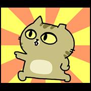 สติ๊กเกอร์ไลน์ Sinko the Cat: All Cats Animated