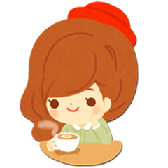 My Sweet Day Copyright © Yoon Hyeji| elPortale | Sell LINE Sticker, Sell LINE Theme