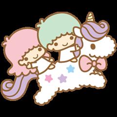 キキ&ララのトゥインクル... | StampDB - LINEスタンプランキング