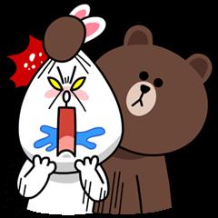 激オコ! LINEキャラクター... | StampDB - LINEスタンプランキング