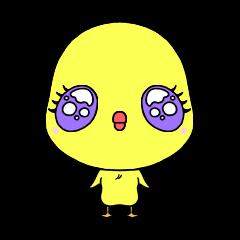 Selfish chick PIYO-CHAN