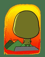 Selfish chick PIYO-CHAN sticker #71016