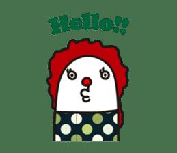 Thumb-san sticker #97116