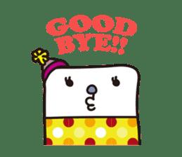 Thumb-san sticker #97117
