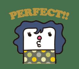 Thumb-san sticker #97120