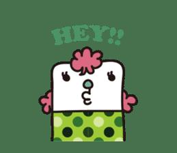 Thumb-san sticker #97123