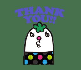 Thumb-san sticker #97125