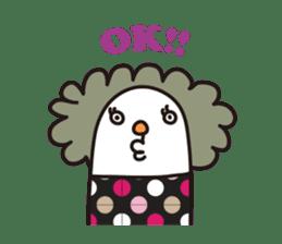 Thumb-san sticker #97128