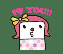 Thumb-san sticker #97129