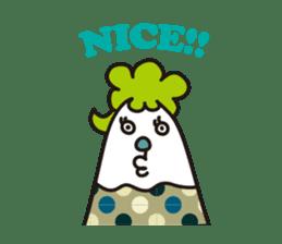 Thumb-san sticker #97130