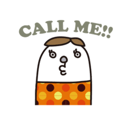 Thumb-san sticker #97131