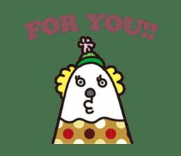 Thumb-san sticker #97133