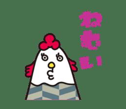 Thumb-san sticker #97145