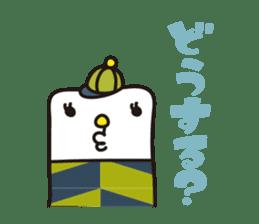 Thumb-san sticker #97147