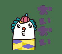 Thumb-san sticker #97149