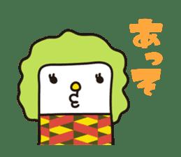 Thumb-san sticker #97150