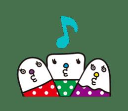 Thumb-san sticker #97155