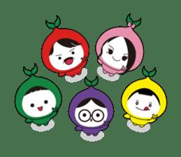 Eco-Ranger~Funny little fairies sticker #104501