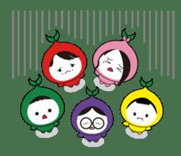 Eco-Ranger~Funny little fairies sticker #104502