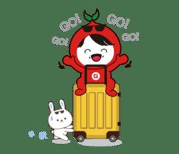 Eco-Ranger~Funny little fairies sticker #104512
