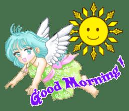 Lovely Angels' XOXO sticker #127828
