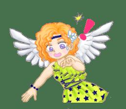 Lovely Angels' XOXO sticker #127834