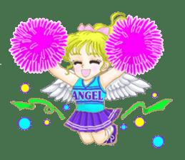 Lovely Angels' XOXO sticker #127840