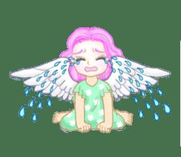 Lovely Angels' XOXO sticker #127844