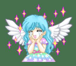 Lovely Angels' XOXO sticker #127845