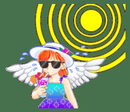 Lovely Angels' XOXO sticker #127850