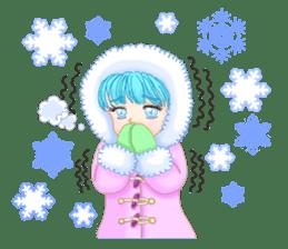 Lovely Angels' XOXO sticker #127851