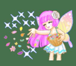 Lovely Angels' XOXO sticker #127852