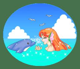 Lovely Angels' XOXO sticker #127853
