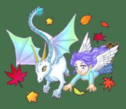 Lovely Angels' XOXO sticker #127854