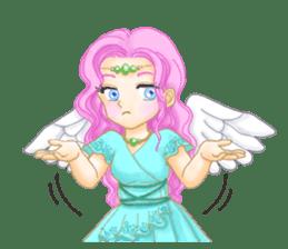 Lovely Angels' XOXO sticker #127858