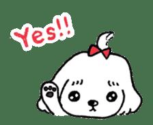 cream mint sticker #135344