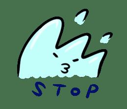 Slime series sticker sticker #260254
