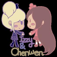 Izzy & Chenwen