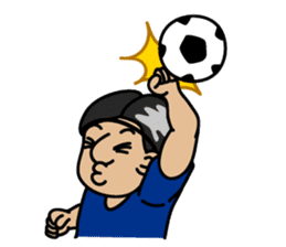 FUN FUN FOOTBALL sticker #347961