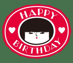 KOKESHIAIKO sticker #444738