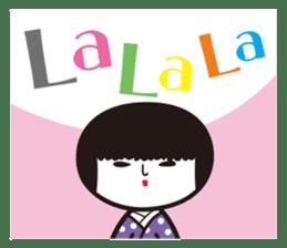 KOKESHIAIKO sticker #444742