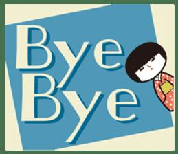 KOKESHIAIKO sticker #444745