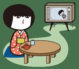 KOKESHIAIKO sticker #444761