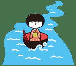 KOKESHIAIKO sticker #444766